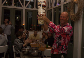 Parkrestaurant Anfora werkt samen met tv-kok René Pluijm