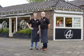 Cafetaria Top 100 2015-2016 nummer 38: Aris Frieterie, Laren