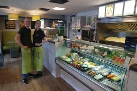 Cafetaria Top 100 2015-2016 nummer 85: Cafetaria Danny's, Marknesse