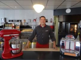 Cafetaria Top 100 2015-2016 nummer 40: De Heuve Dutch American Diner, Beuningen