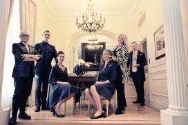Couturier Ronald Kolk komt met nieuwe kledinglijn voor hotels