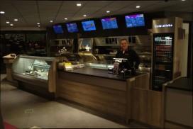 Cafetaria Top 100 2015-2016 nummer 23: Snack-Plaza & Brasserie Meuleplein, Nijeveen