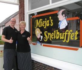 Cafetaria Top 100 2015-2016 nummer 64: Mieja's Snelbuffet, Oude Pekela