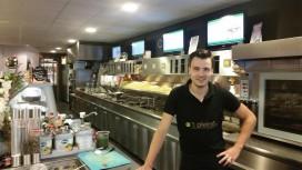 Cafetaria Top 100 2015-2016 nummer 78: Eethuis 't Pleintje, Etten-Leur