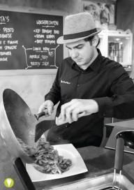 Cafetaria Top 100 2015-2016 nummer 37: De Snackbar Lunch and Dinner, Deurne