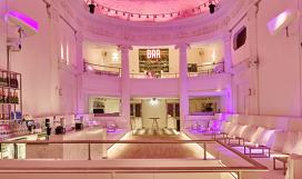 Supperclub heeft deuren geopend in Odeon Amsterdam