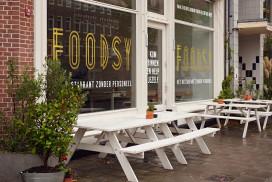 Eerste restaurant zonder personeel in Amsterdam