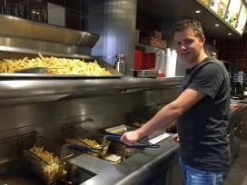 Cafetaria Top 100 2015-2016 nummer 57: Kwalitaria De Bolder, Urk