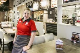 Cafetaria Top 100 2015-2016 nummer 4: Verhage Waddinxveen, Waddinxveen