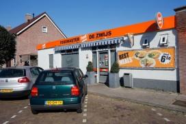 Cafetaria Top 100 2015-2016 nummer 79: Foodmaster De Zwijs, Waalwijk