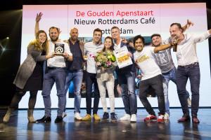 Aftellen naar de Café Top 100: de Gouden Apenstaart