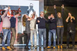 Ronde 1 Café Top 100 2016 afgerond: 135 cafés door