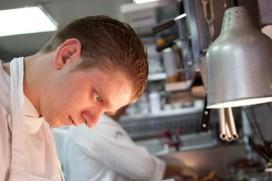 Geoffrey van Melick, voormalig sous van 't Nonnetje, start restaurant Oxalis