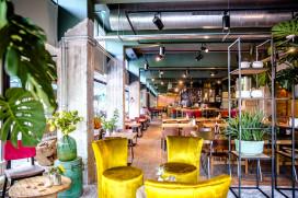 Foto's: Restaurant Ruijgh in oude Aldi