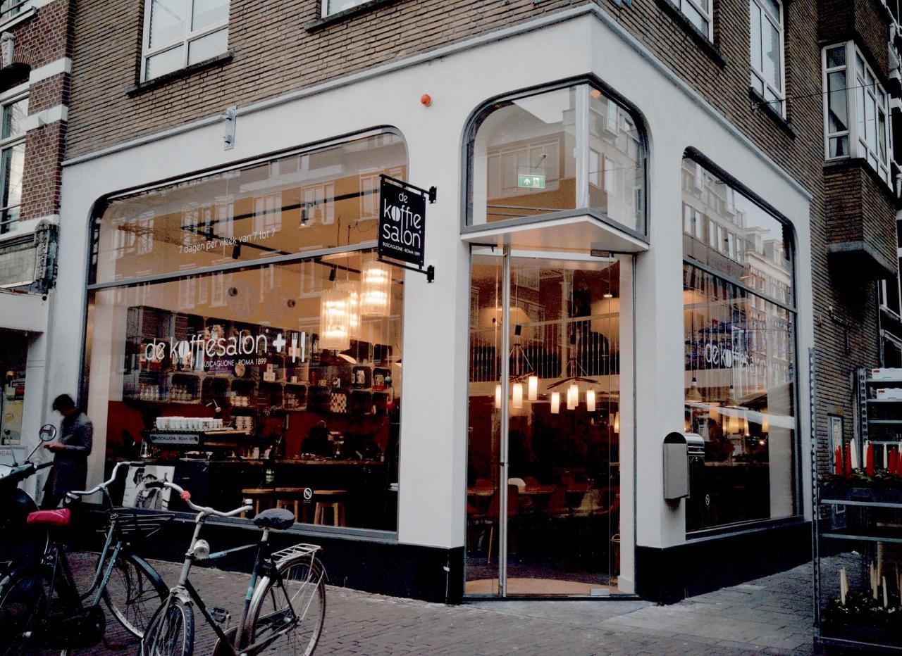 Koffie salon opent in amsterdam zesde vestiging misset for Salon audiovisuel amsterdam
