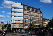 Start bouw Stayokay hostel Utrecht