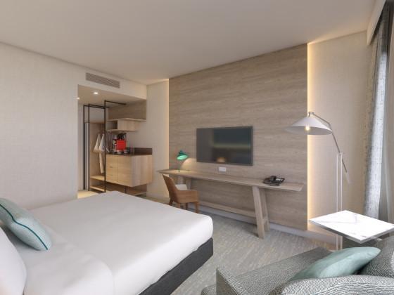 Guestroom view 2 560x420