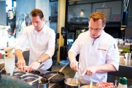 Onno Kokmeijer en Martin Rotteveel inspireren met bouillon