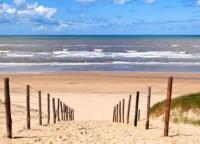 Strandhuisjes mogen op Zuiderstrand van Kijkduin