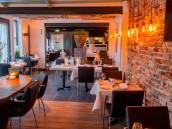 Foto's: vernieuwd en uitgebreid Restaurant Scherp Middelburg