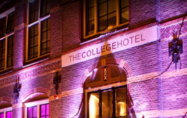 Heropening The College Hotel Amsterdam