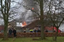 Miljoenenschade door brand bij Van der Valk Heerlen