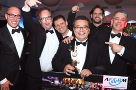 Eric Andersen is F&B Professional of the Year
