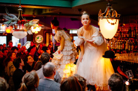 Dertiende editie Utrechts Café Theater Festival