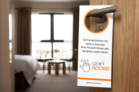 Quietroom komt met stilte-cursus voor hotels