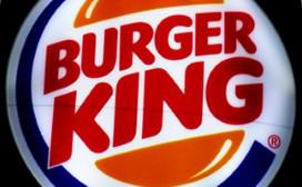 Burger King op de bezorgtoer
