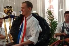Chef van De Vlindertuin* wint kookstrijd in Assen