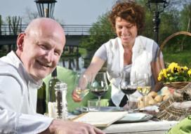 Zwanen niet van menukaart restaurant De Pronckheer