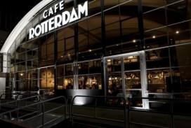 Merijn Sips chef-kok Café Rotterdam