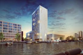 Van der Valk opent hotel in Amsterdam