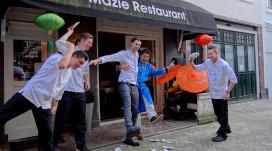 'Griekse Keuken en Japanse vullen elkaar prima aan'