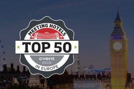 Zes Amsterdamse namen in Europese top 50 vergaderhotels