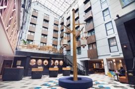 Radisson Blu Amsterdam rondt vier jaar durende verbouwing af
