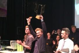 Titelverdediger Lex Wenneker wint Dutch Barista Championship
