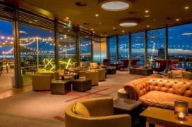 SkyLounge Amsterdam pakt publieksprijs Best Hotel Bar Award