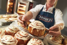 Cinnabon opent drie nieuwe vestigingen