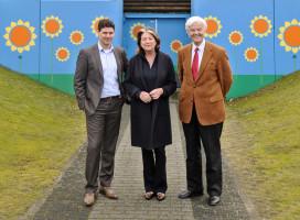 EW Facility Services ontvangt het 'Arnhems Compliment'