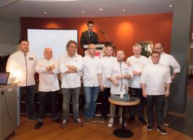 Sterrendiner Foodclub haalt €12.518 op voor KiKa