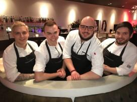 Nieuw keukenteam Restaurant Boschmolenplas