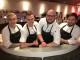Nieuwe keukenbrigade restaurant boschmolenplas kleur 80x60