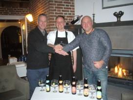 Twents 'biergangenmenu' in Het Ros van Twente