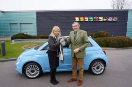 De Enck uit Oirschot wint Fiat 500C