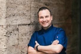 Duitse sterrenchef Tim Raue kookt in Rijks