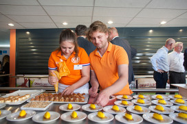 Koks, patissiers en hotelmedewerkers in spe strijden in 'Skills Heroes The Finals'