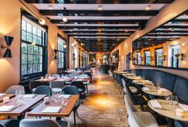 The Dylan heropent bar/brasserie Occo