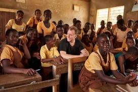 Ron Blaauw ambassadeur voor SOS Kinderdorpen